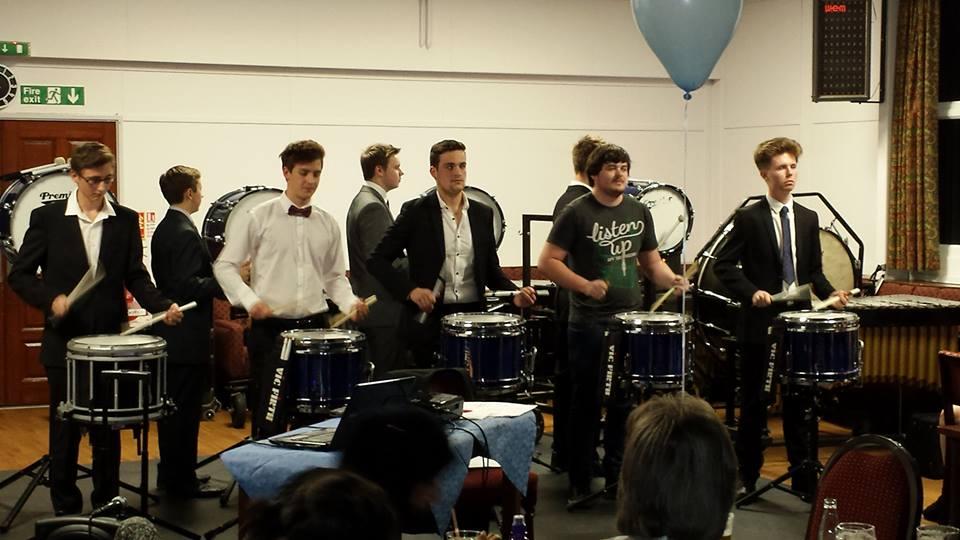 2015 drumline