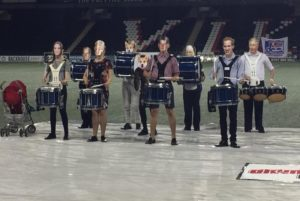 Royal Drummers Add To Busy Weekend For Liberty