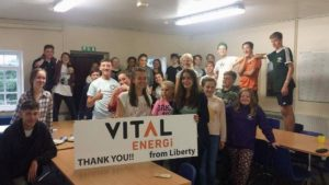 More success with help from Vital Energi