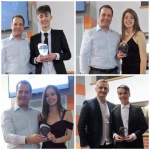2017 Section Award Winners