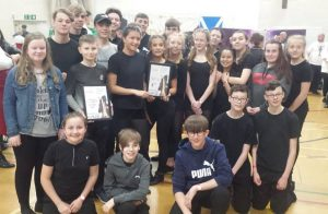 Liberty are Youth Champions at IMG Nottingham!